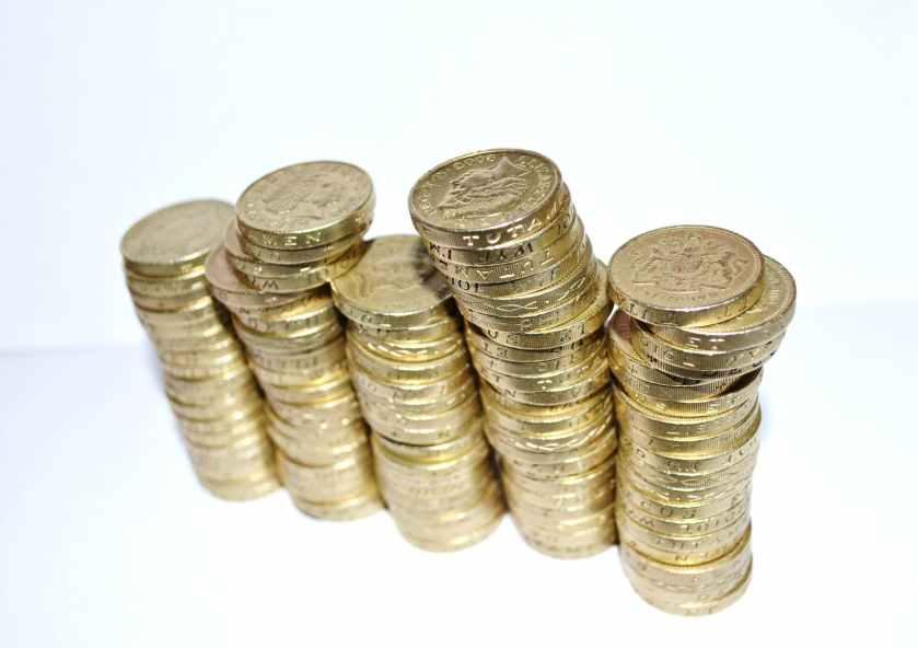 silver round coins